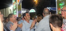 Niños y mayores protagonizan la jornada inaugural de la Feria
