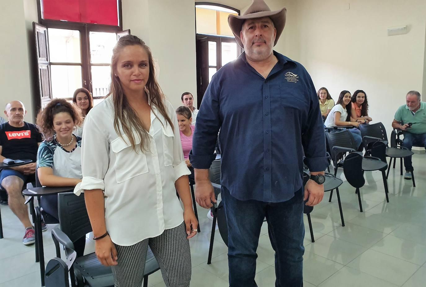 Las jornadas formativas fomentan la cultura ecuestre en la previa de Anducab