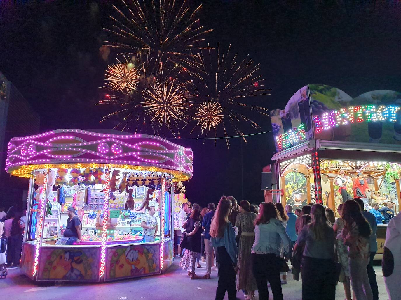 Empresarios de la restauración piden separar actividades fuera de la Feria