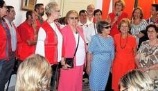 Gran apoyo al nombramiento de Ascensión Navas como presidenta de Cruz Roja