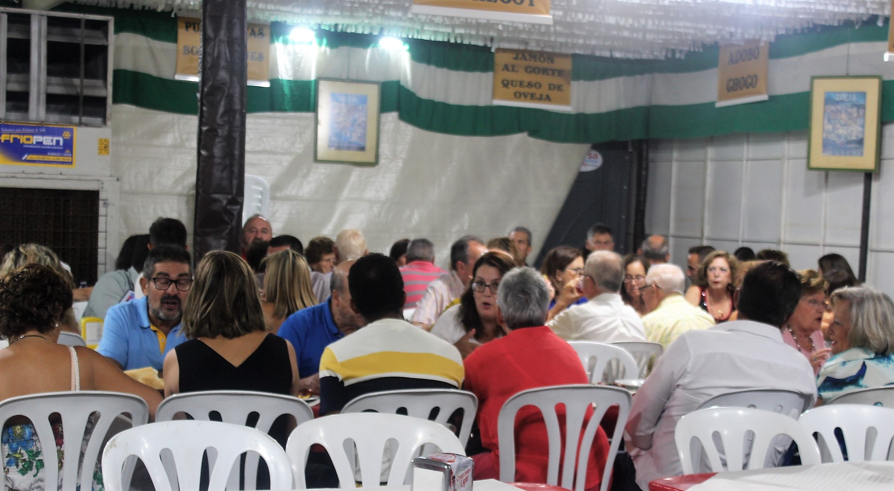 Andalucía Por pide «transparencia y claridad» en las contrataciones de la Feria