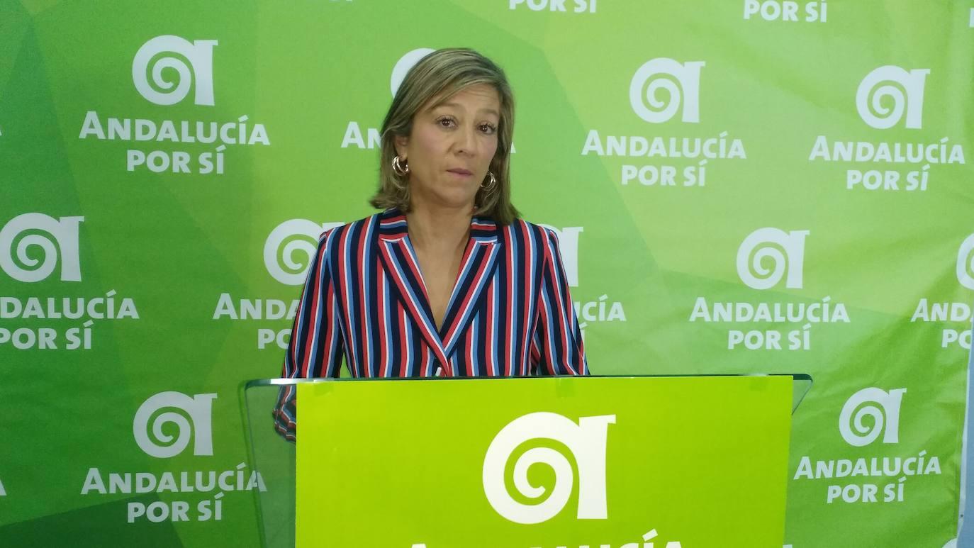 Andalucía por Sí señala que ha bajado en un 25% la participación en la Feria Multisectorial