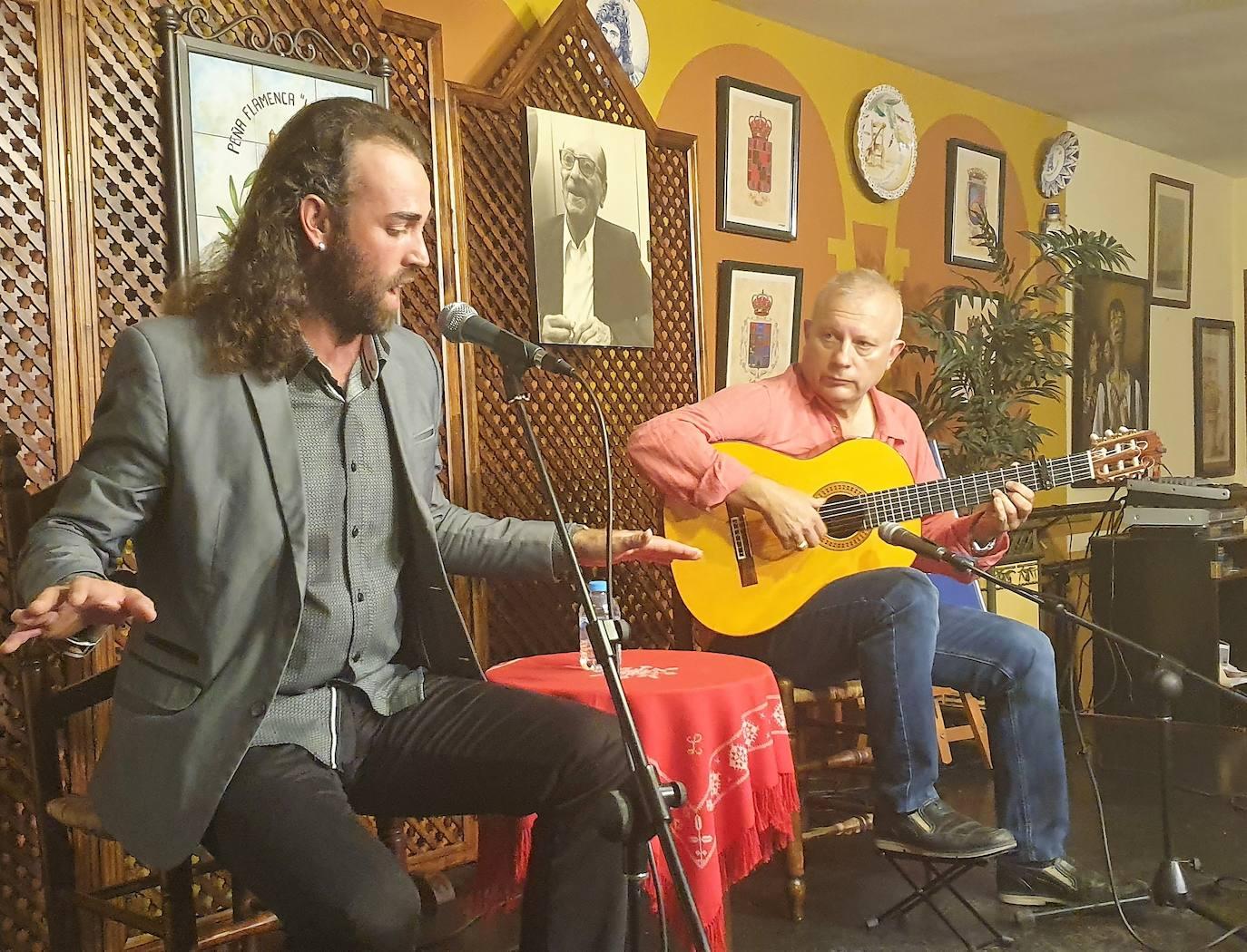 Arranca con buenas sensaciones el IV Concurso Nacional de Jóvenes Flamencos 'Ciudad de Andújar'