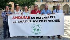La Marcha por unas Pensiones Dignas llega mañana a las localidades de Lopera, Marmolejo y Andújar