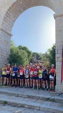 Un total de 256 participantes acuden al I Trail de la Berrea-Sierra de Andújar