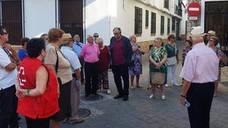 La Asamblea Comarcal Campiña Norte celebra mañana el Día de la Banderita dedicada a los mayores