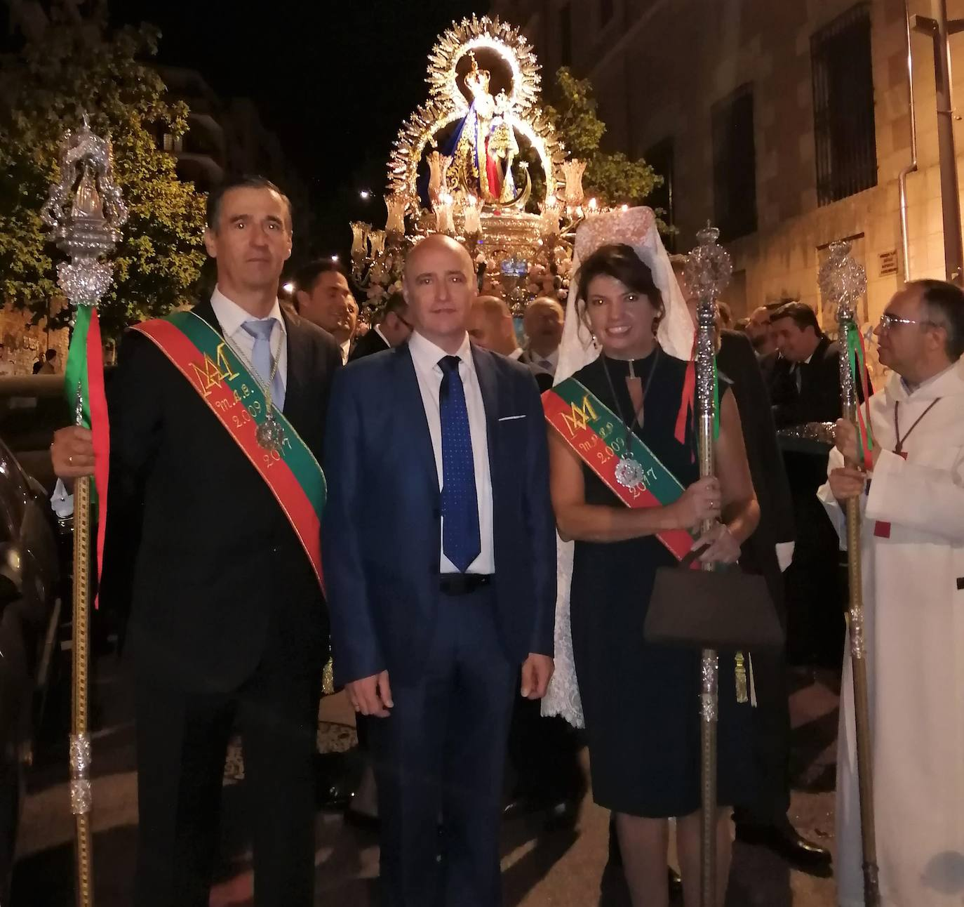 Antonio Pareja dedica un pasodoble a 'La Morenita' de Granada