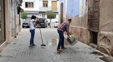 Vecinos de la calle Santa Marina piden más limpieza por los orines y vómitos que allí se generan