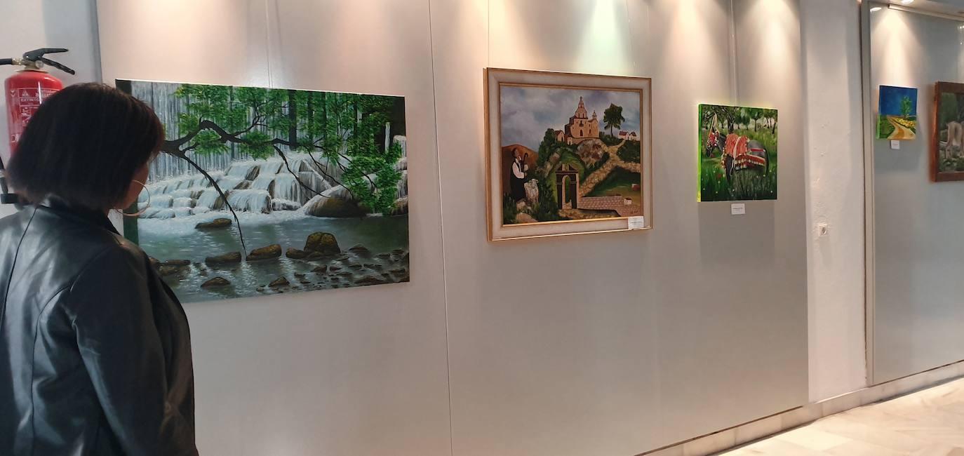 La asociación Ameco realiza una exposición sobre la flora y fauna del entorno