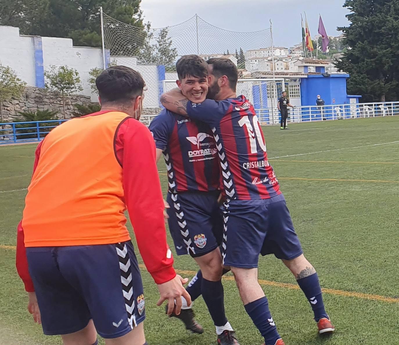 El Iliturgi asciende matemáticamente a la División de Honor Andaluza tras ganar esta tarde en Cazorla