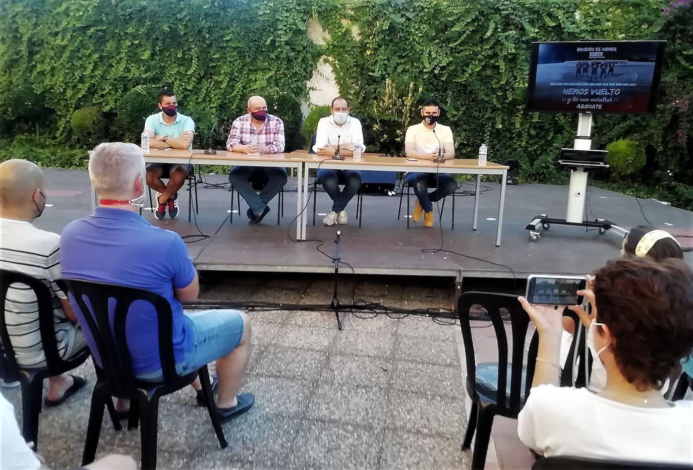 El Iliturgi 2016 ya está diseñando su proyecto en el regreso a la División Andaluza