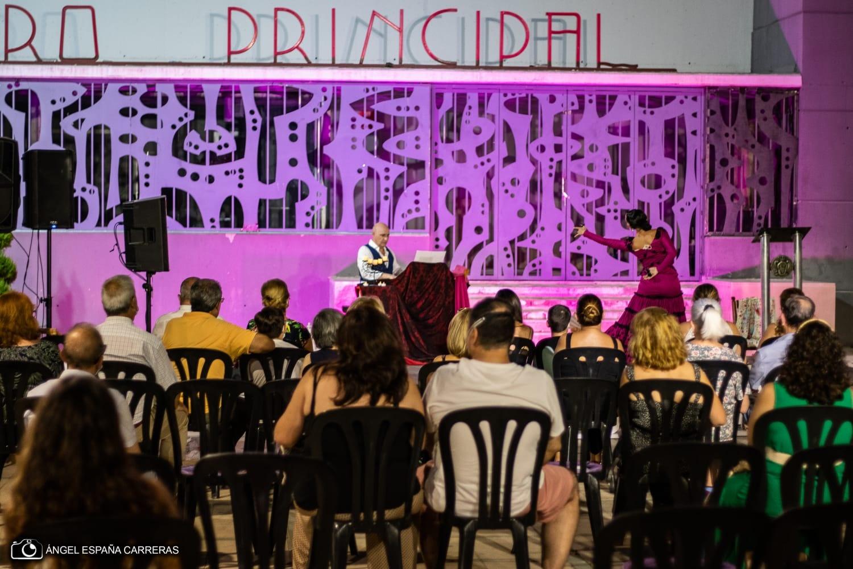 Excelente repertorio musical del espectáculo Entre Amigos Españoles