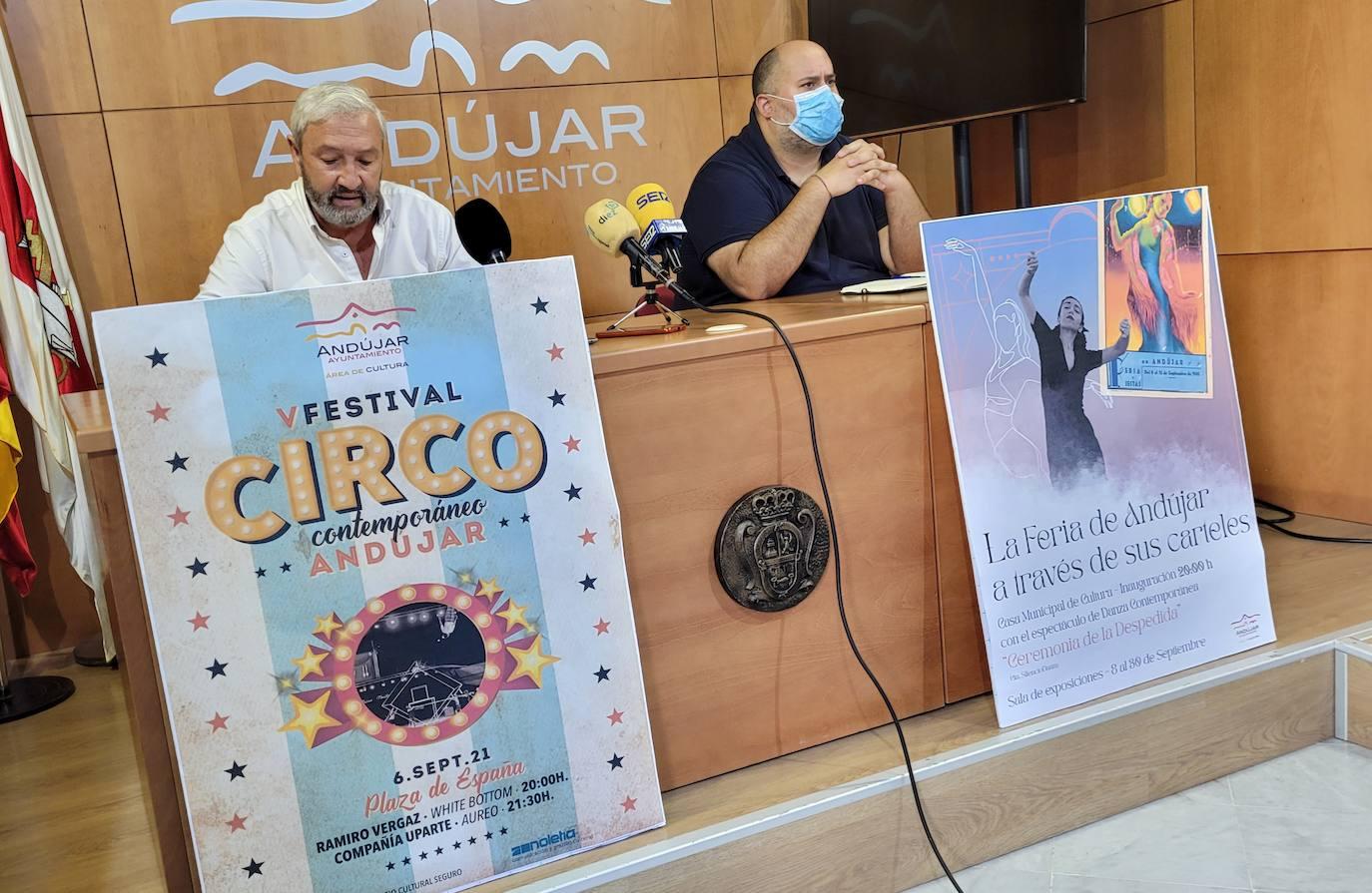 El Ayuntamiento de Andújar presenta una programación «alternativa»a la feria entre los días 6 y 13 de septiembre