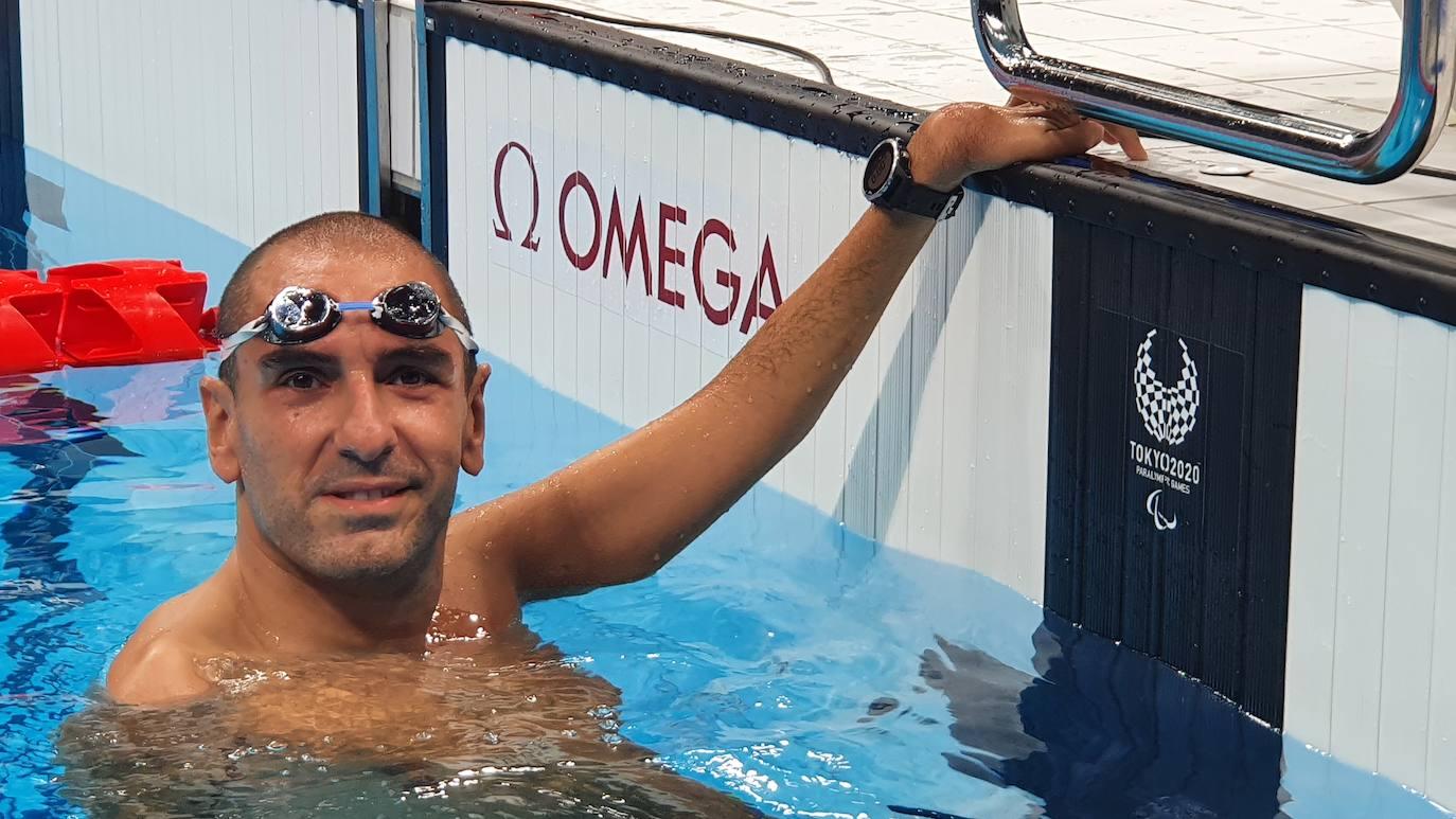 Miguel Ángel Martínez Tajuelo obtiene tres diplomas los Juegos Paralímpicos de Tokio 2020