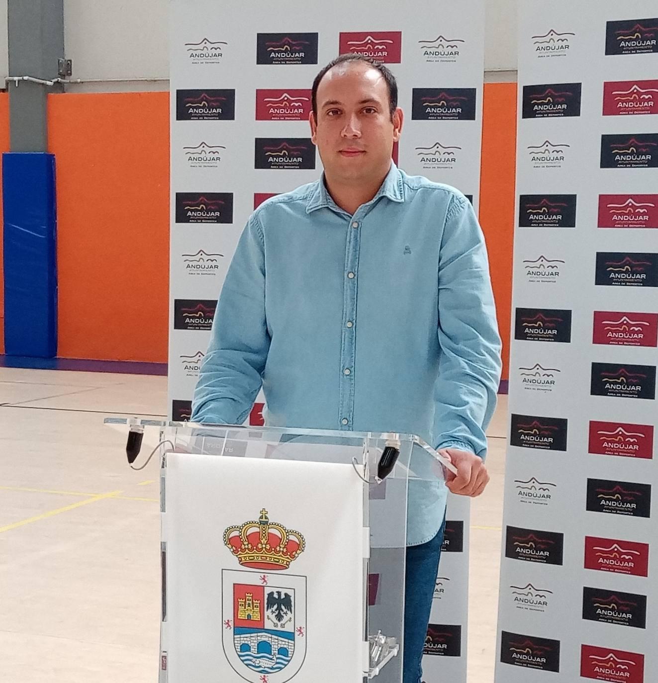 Arranca la temporada deportiva 2021/2022 en Andújar con varias mejoras en las instalaciones municipales