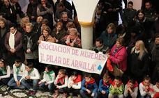 Cerca del 97% del personal del Ayuntamiento de Armilla secunda el paro de dos horas
