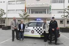 La Policía Local de Armilla incorpora un nuevo vehículo patrulla