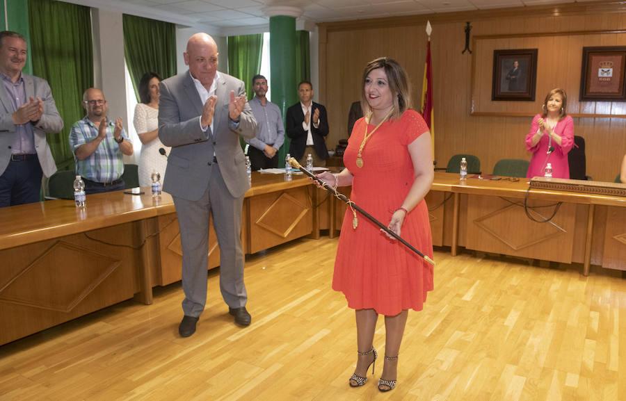 Dolores Cañavate, elegida alcaldesa de Armilla, ofrece consenso a todos los grupos políticos