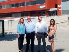 El PP lleva al Parlamento de Andalucía la ampliación de la oferta formativa del IES Luis Bueno Crespo de Armilla