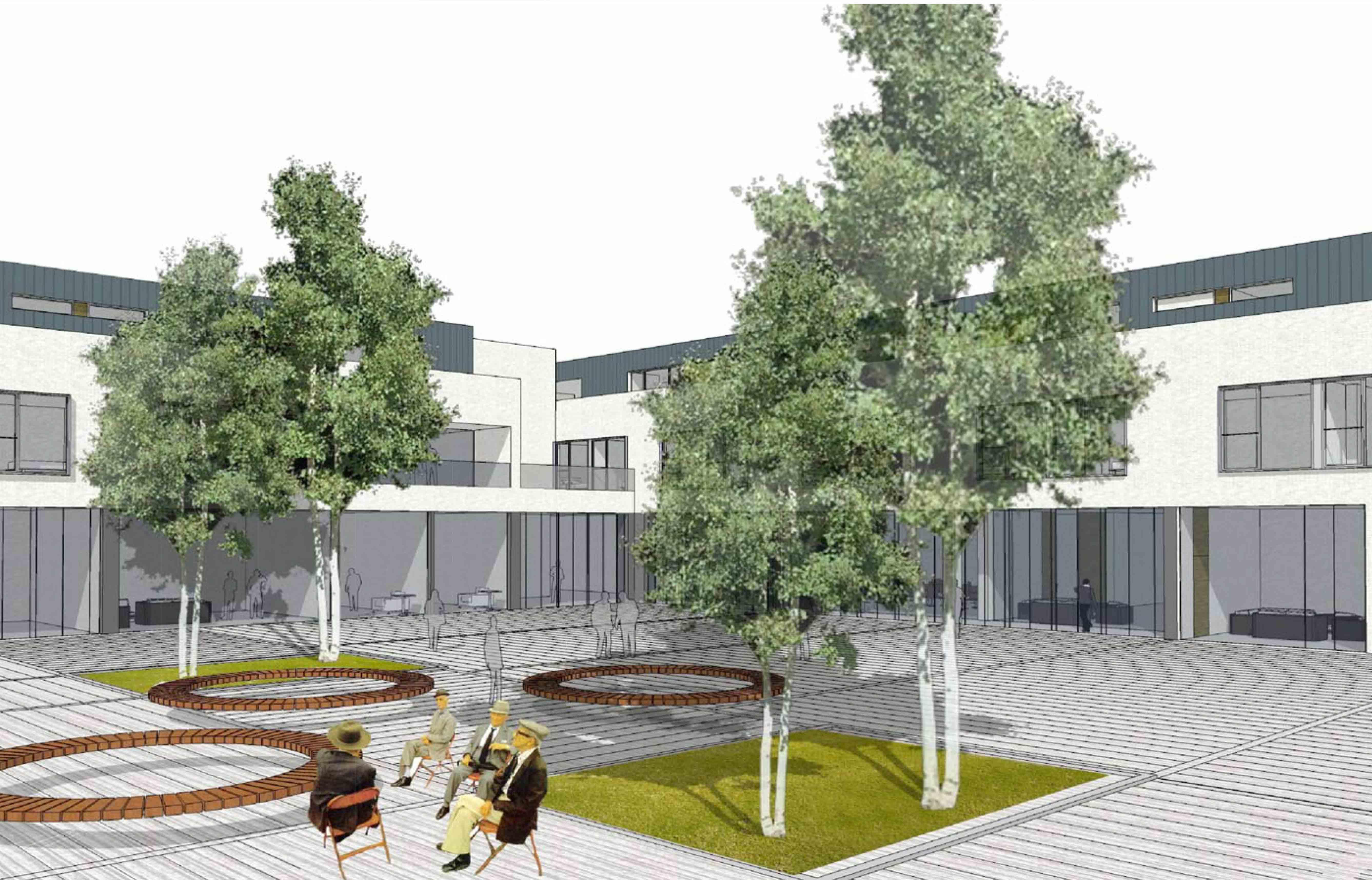 Inicia el proceso de licitación de las obras de la Residencia de Mayores y Centro de Estancia Diurna