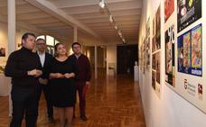 Una exposición recorre los 40 años de historia de la Ciudad Deportiva de Diputación