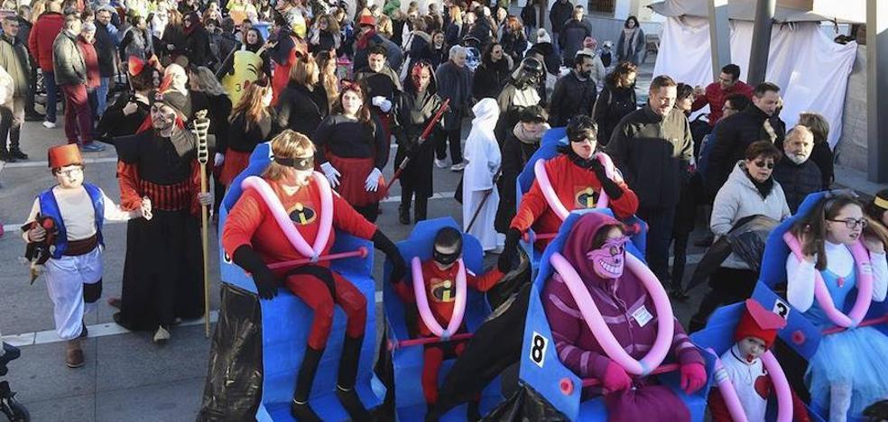Armilla se prepara para el Carnaval con un concurso de disfraces y chirigotas