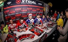 Así es el X-Trial FIM de las Naciones, una competición de selecciones de trial