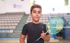 «Mi objetivo es ser campeón olímpico de bádminton cuando sea profesional»