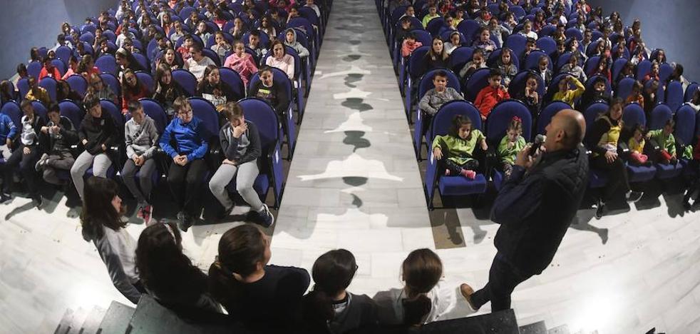 La XIX edición de Teatro Escolar de Armilla reúne a cerca de 4.000 escolares de la provincia