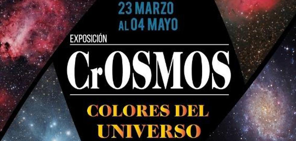 La exposición fotográfica CrOSMOS muestra las maravillas del universo en Armilla