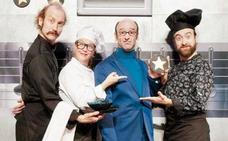 La obra de teatro 'Chefs' llega el próximo 13 de abril al Teatro Municipal de Armilla