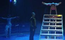 El Gran Circo Alaska vuelve a Granada con un espectáculo para toda la familia