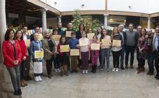 Armilla hace entrega de los premios del III Concurso de Relato Corto Athenea
