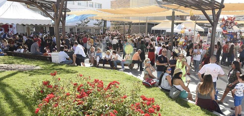 Armilla disfrutará del Día de la Cruz con varias actuaciones musicales y un mercado medieval