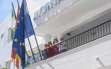 Armilla celebra el Día de Europa con asociaciones de la localidad