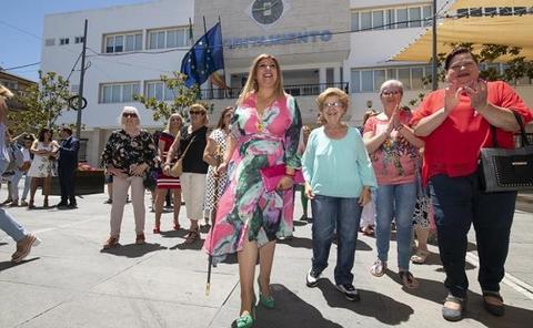 Loli Cañavate, alcaldesa de Armilla, pide lealtad al resto de grupos