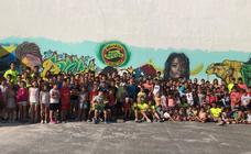 Más de 200 niños y niñas disfrutan de los campamentos de verano en Armilla