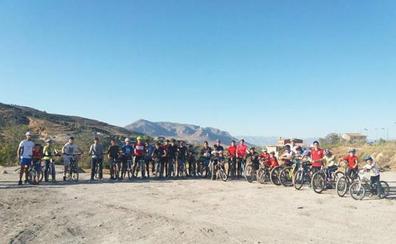 Baza pone en marcha la Escuela Municipal de Ciclismo