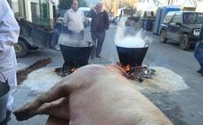 Fin de semana para degustar los productos de la matanza del cerdo en Puebla de Don Fadrique