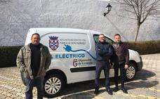 El Ayuntamiento de La Puebla adquiere una furgoneta 100% eléctrica