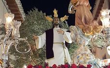 La Semana Santa de Huéscar celebra sus días grandes