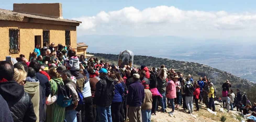 Zújar celebra hoy la romería más popular de la comarca de Baza