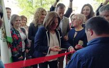 La Asociación Aspadisse cumple su sueño e inaugura el centro 'Caminando'