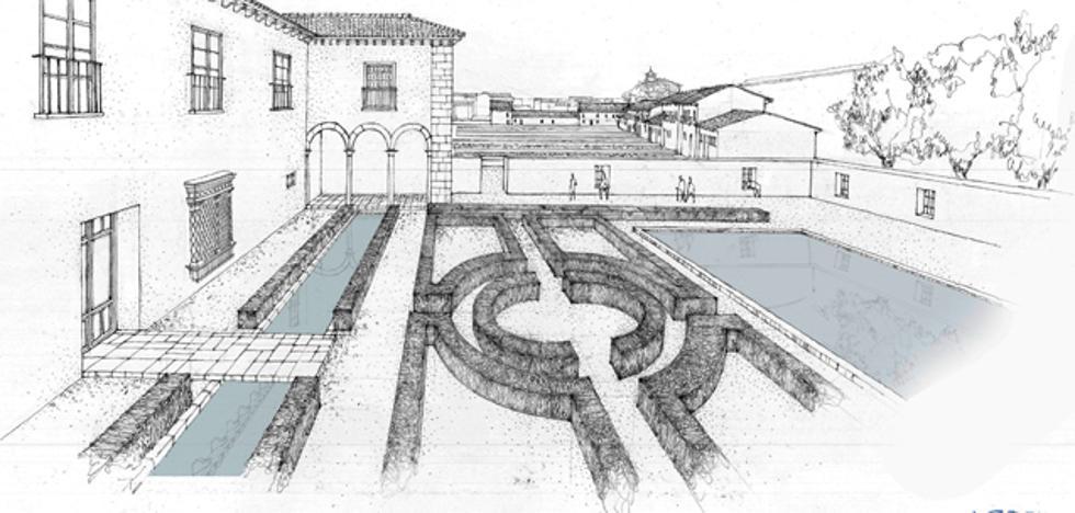 La recuperación del claustro de los Jerónimos y el Caz Mayor, ganador del concurso de arquitectura Richard H. Driehaus