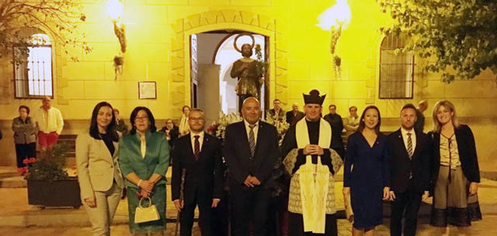 Almaciles celebra las fiestas de San Isidro