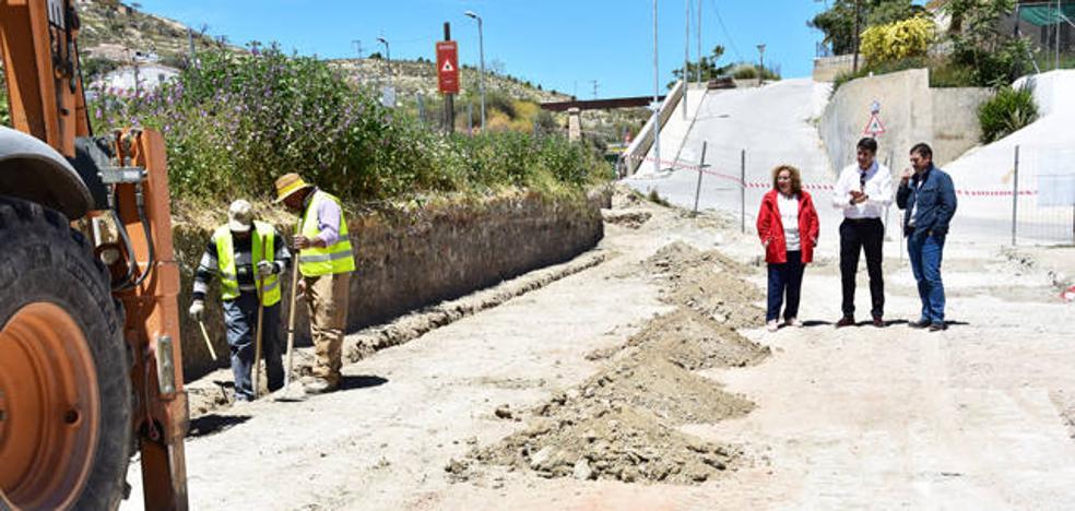 194.000 euros para mejorar los accesos al barrio del Cerrico