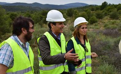 Medio Ambiente amplía hasta septiembre de 2019 los trabajos de recuperación forestal en la Sierra de Baza