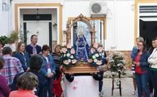 Zújar celebra su tradicional Rosario de la Aurora