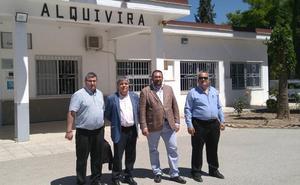 La Junta pone en marcha en Huéscar un nuevo ciclo de Formación Profesional Dual de Producción Agropecuaria
