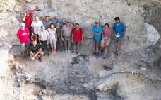 Las excavaciones paleontológicas en Baza 1 finalizan con el hallazgo de registros de nuevas especies